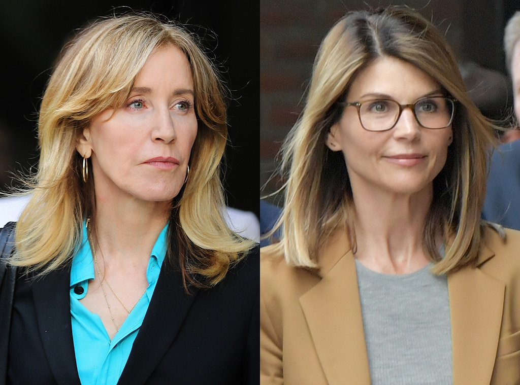 Felicity Huffman and Lori Loughlin as Themselves/Each Other -  You know you thought about it.