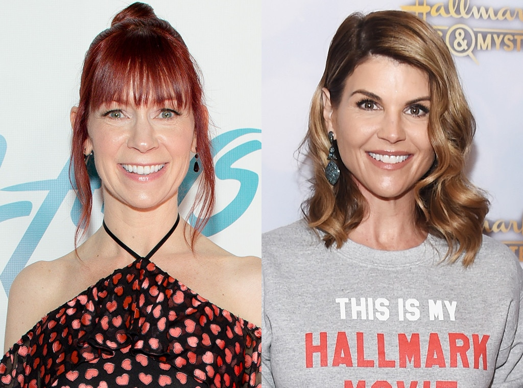 Carrie Preston as Lori Loughlin -  Preston won an Emmy for guest starring on  The Good Wife  and is tearing it up on screen in TNT's  Claws  every summer. This type of role is perfect for her.