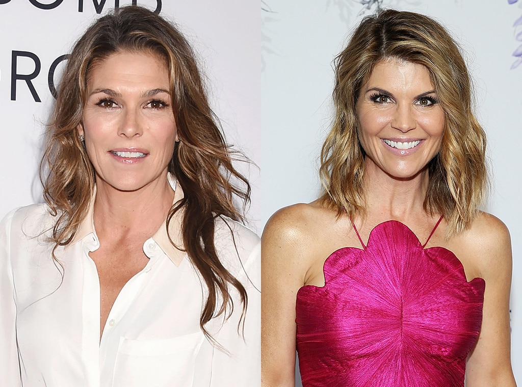 Paige Turco as Lori Loughlin -  Were they separated at birth? Plus, Turco has been killing it in on  The 100  for seasons, she would do well in the role.