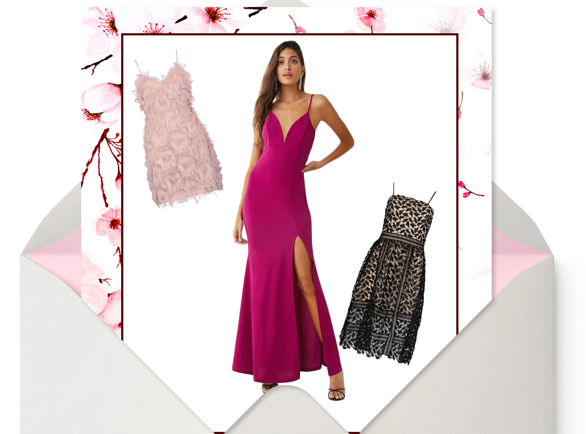 E-Comm: Spring Wedding Guest Dresses Under $50