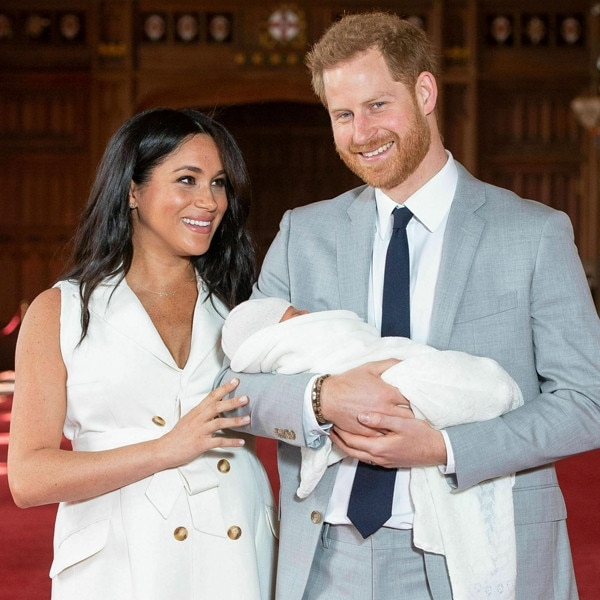 Meghan Markle and Prince Harry's Baby's Debut