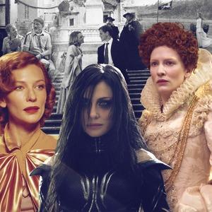 Cate Blanchett Best Roles Lead