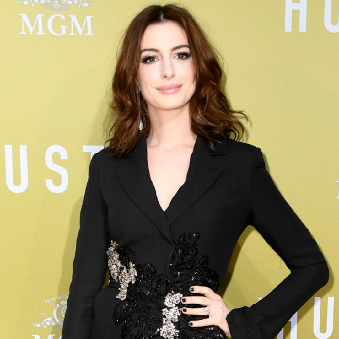Anne Hathaway Reveals the Unique Ways She Coped With the Coronavirus Shutdown--Including