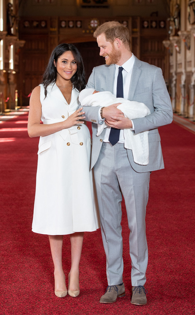 Was Meghan Markle and Prince Harry's Son Archie's Name
