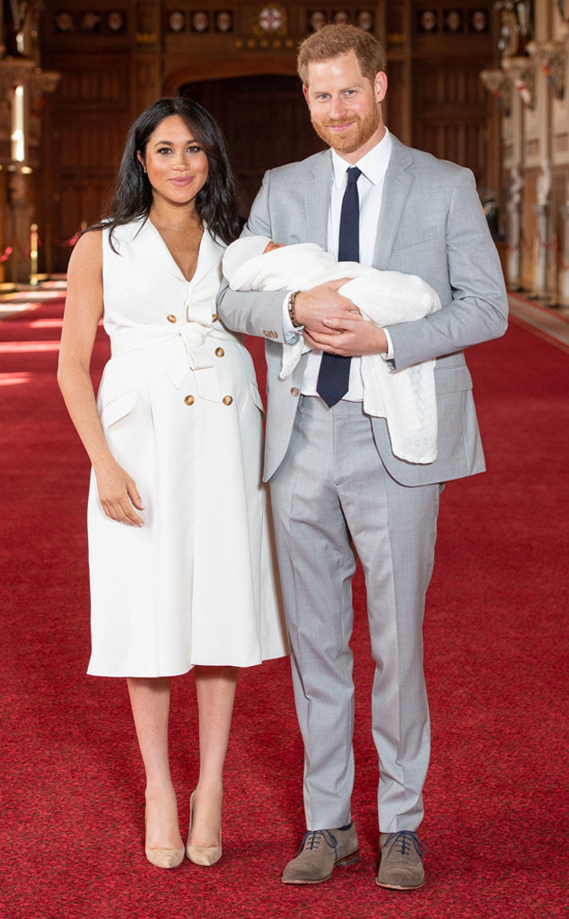 E-comm: Prince Harry, Meghan Markle, Royal Baby