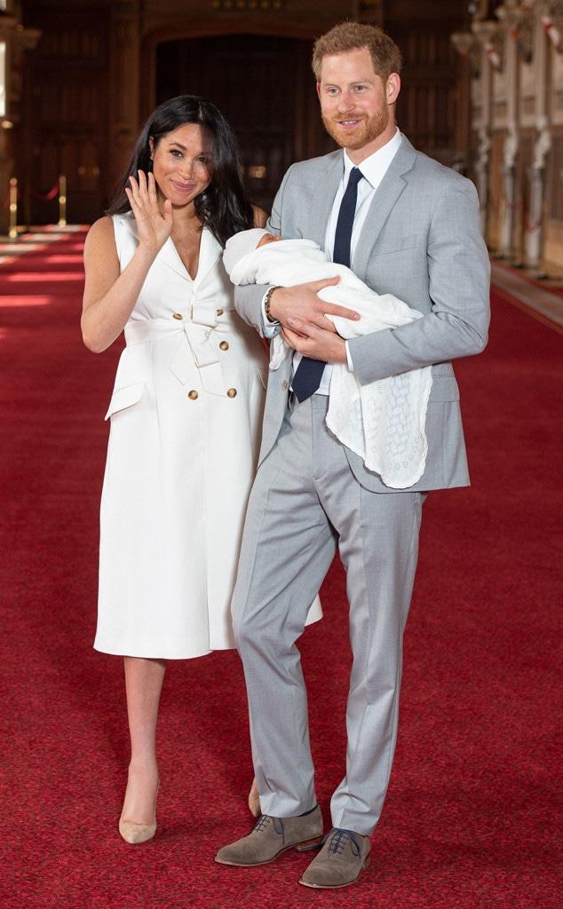 Prince Harry, Meghan Markle, Royal Baby