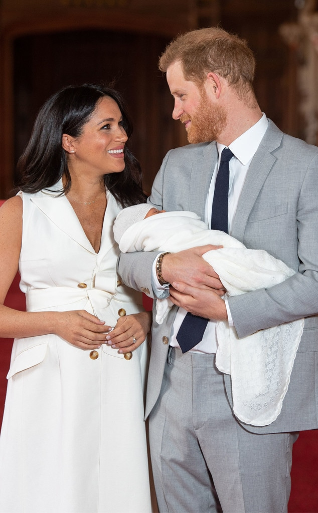 Prince Harry, Meghan Markle, Royal Baby, Archie Harrison