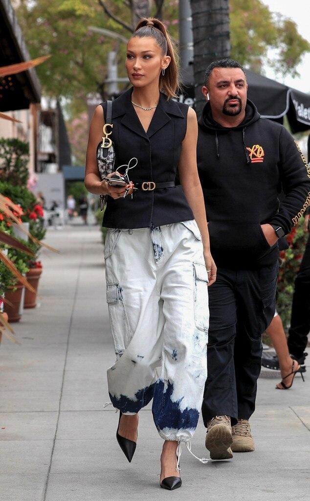 Bella Hadid -  Dior diva!