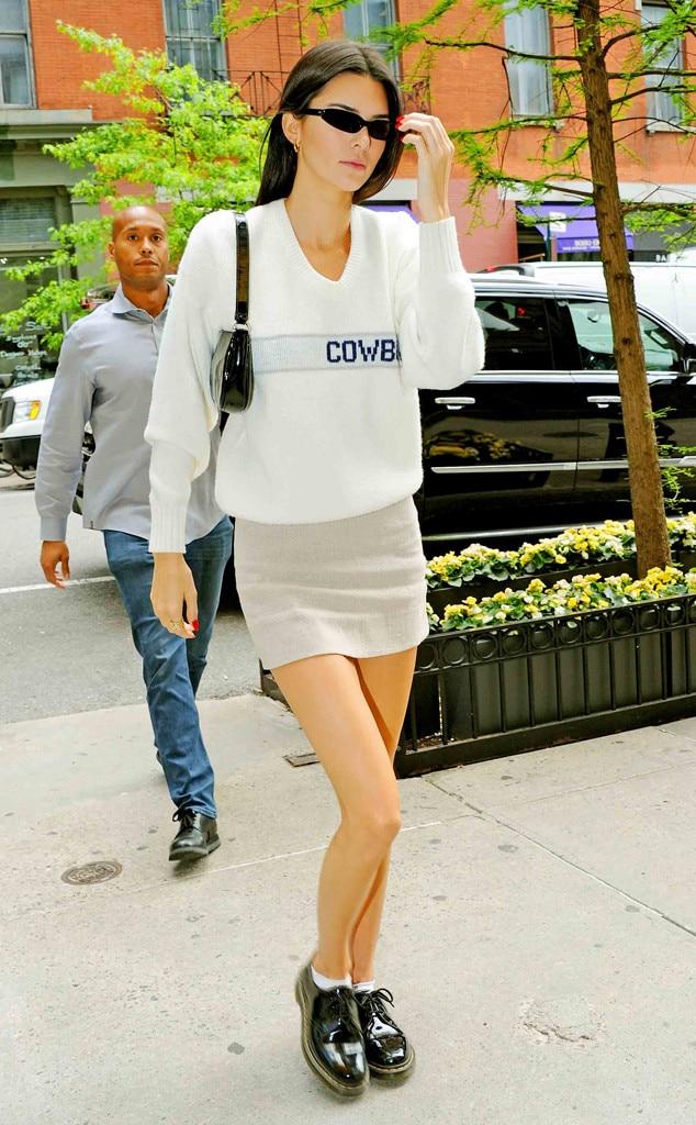 Kendall Jenner -  Feeling Thrifty!