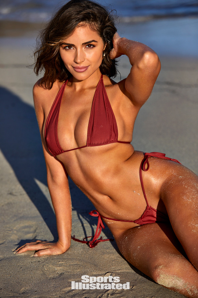 Olivia Culpo, Sports Illustrated
