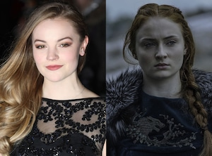 Izzy Meikle-Small, Sophie Turner, Sansa Stark, Game of Thrones