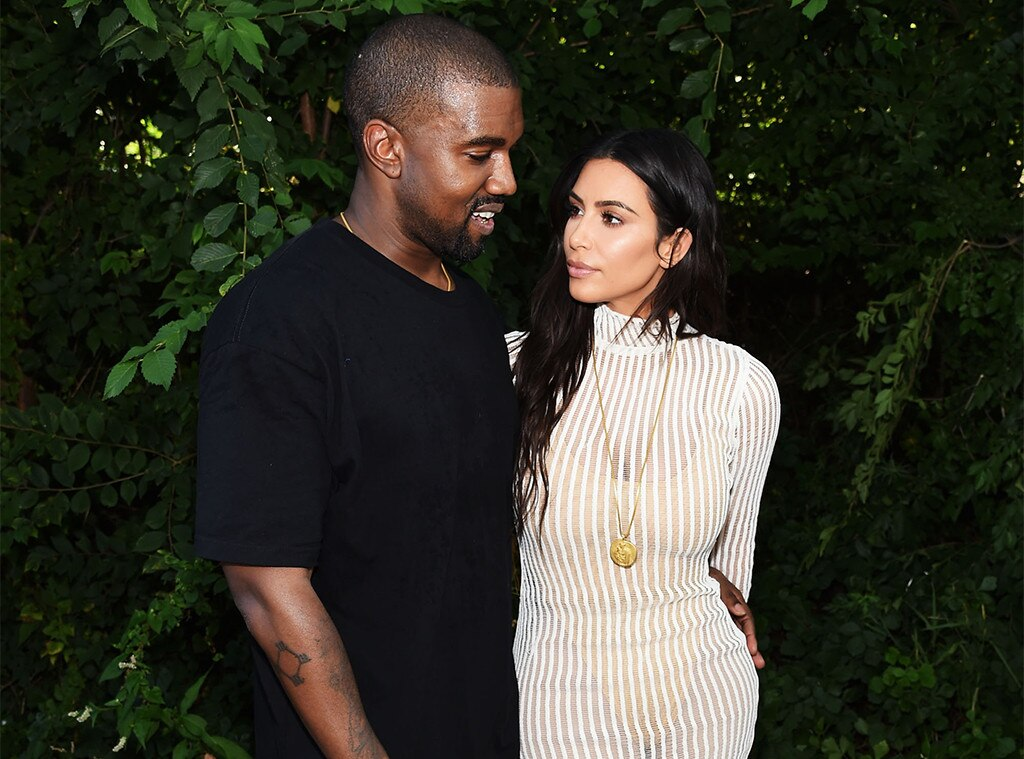 Kim Kardashian 'Reveals' Baby Name After Dropping Huge Hint About Newborn Son