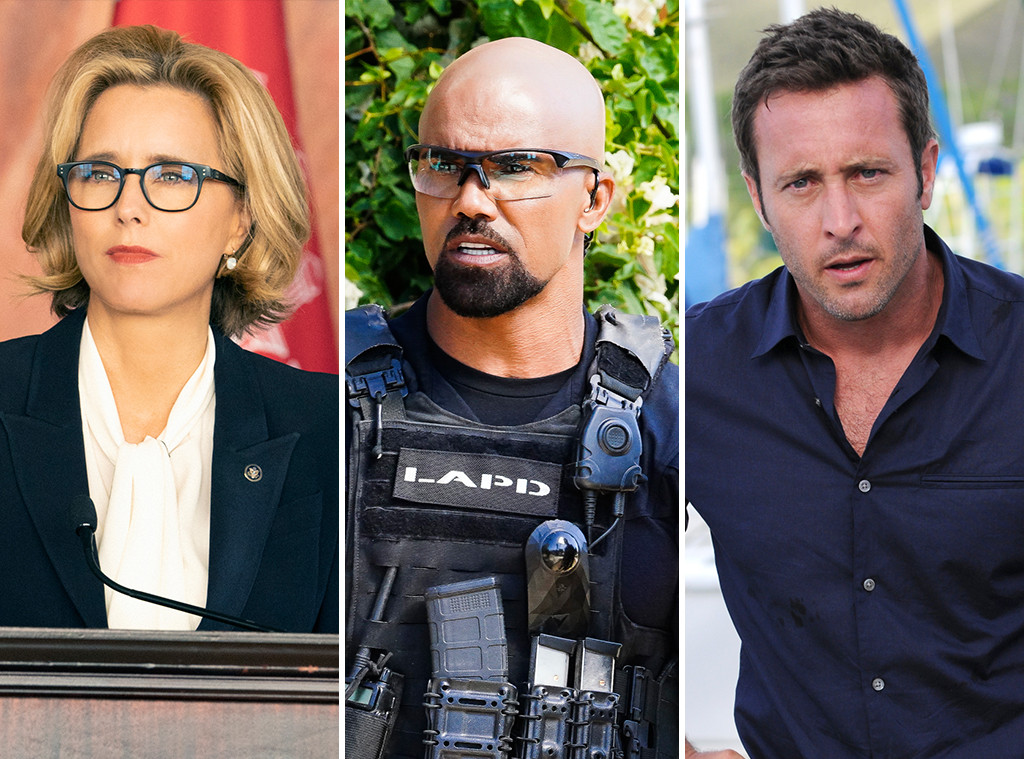 CBS, Madam Secretary, Hawaii Five-0, S.W.A.T.