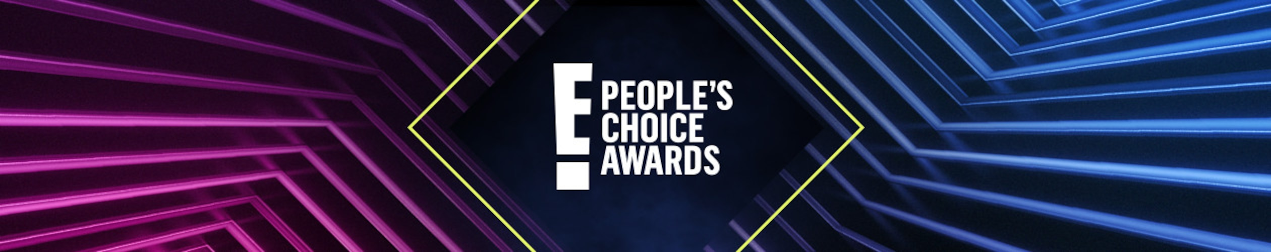 2019 People's Choice Awards Show Page Assets