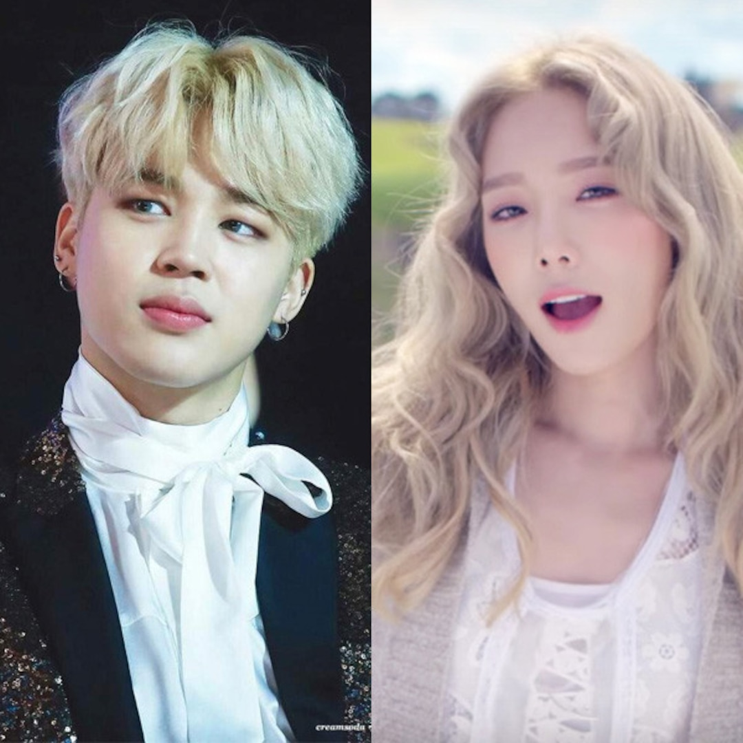 The Ultimate Guide To Going Blonde Like Your Favourite Korean Stars E Online Ap