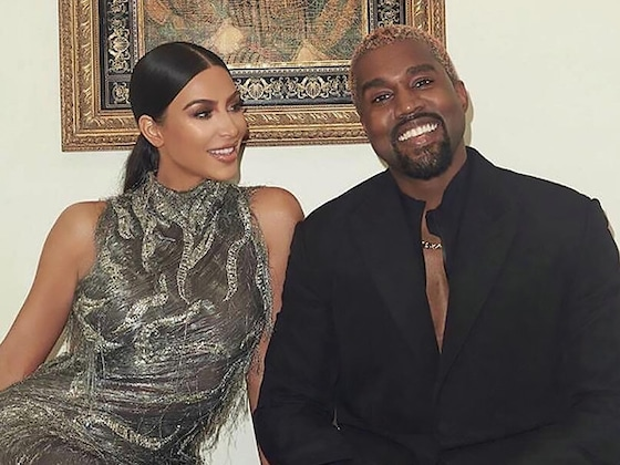 Kim Kardashian and Kanye West Name Baby No. 4 Psalm West