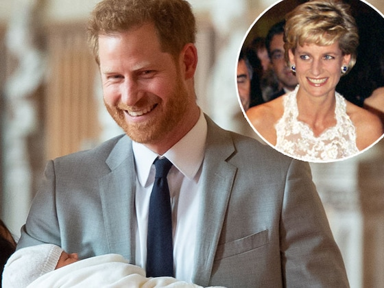 Prince Harry Calls Princess Diana's Death a ''Wound That Festers'' in Revealing Interview