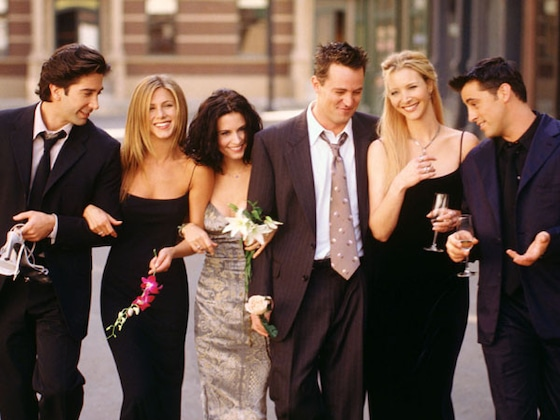 "Why the Women of <i>Friends</i> Seem to Say ""I'll Be There for You"" Much More Than the Men"