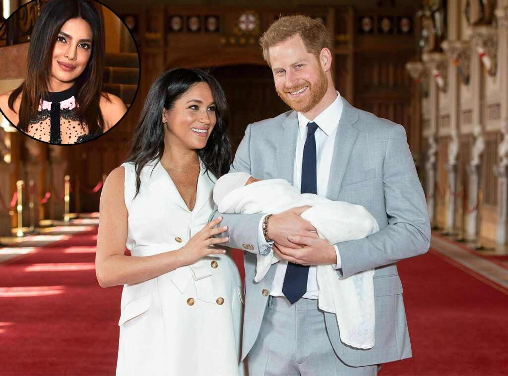 Meghan Markle, Prince Harry, Archie, Priyanka Chopra