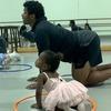 Russell Wilson, Daughter, Sienna, Ballet Class