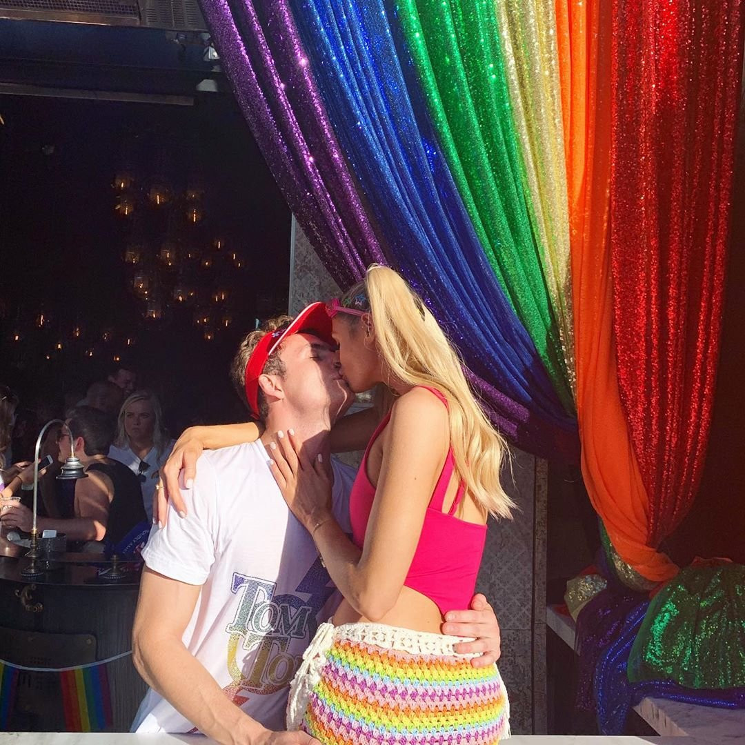 James Kennedy, Raquel Leviss, Pride 2019