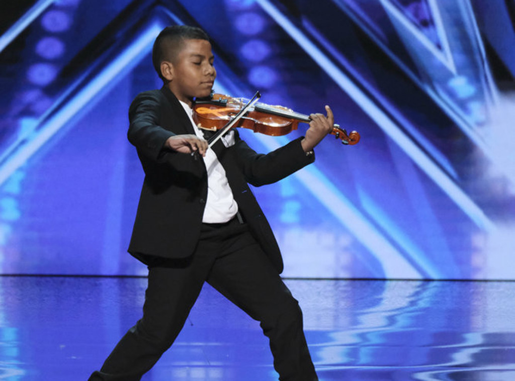 America's Got Talent, Tyler Butler-Figueroa