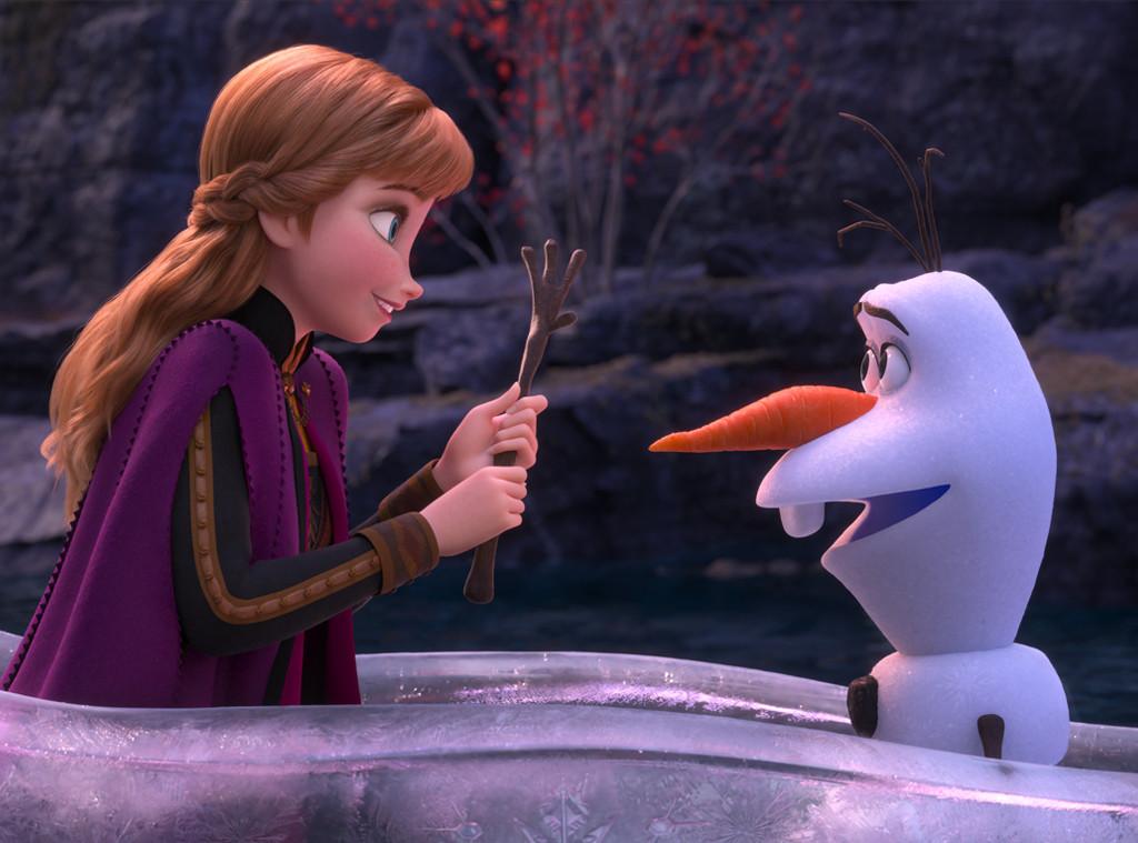 Frozen 2, Disney, Anna, Elsa, Olaf
