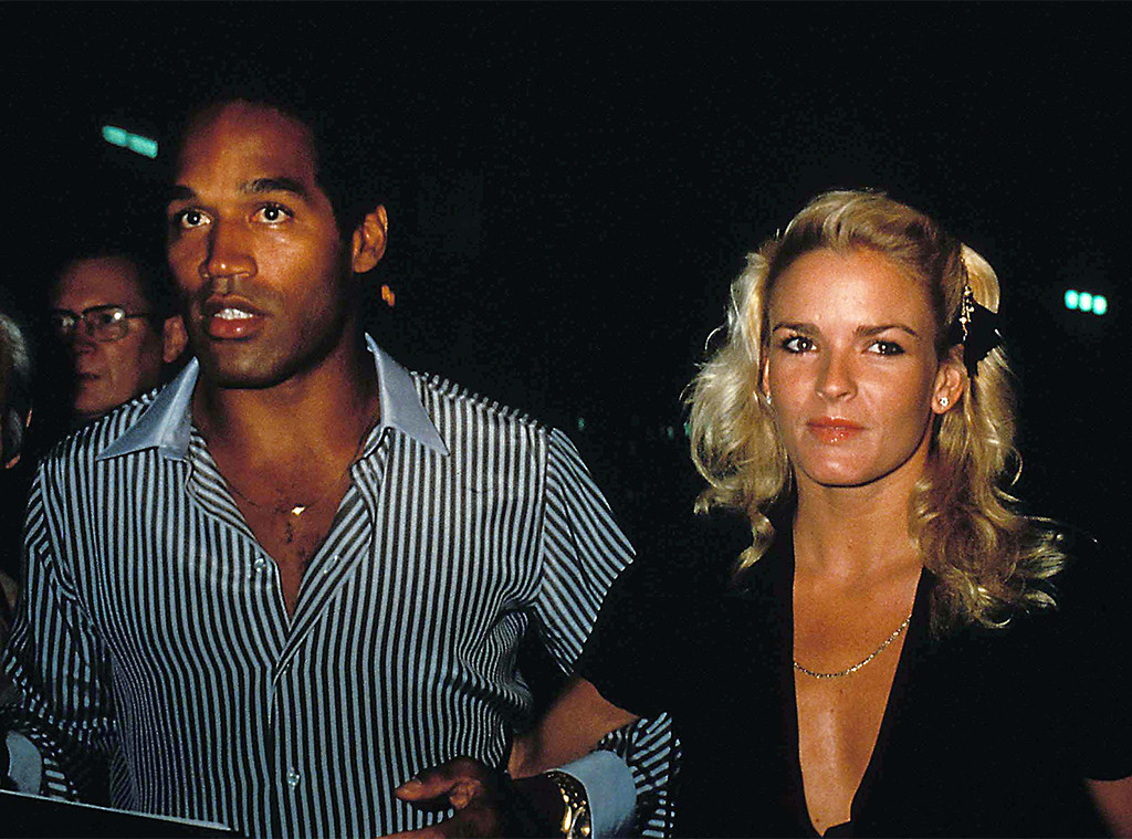 OJ Simpson, Nicole Brown Simpson, 1981