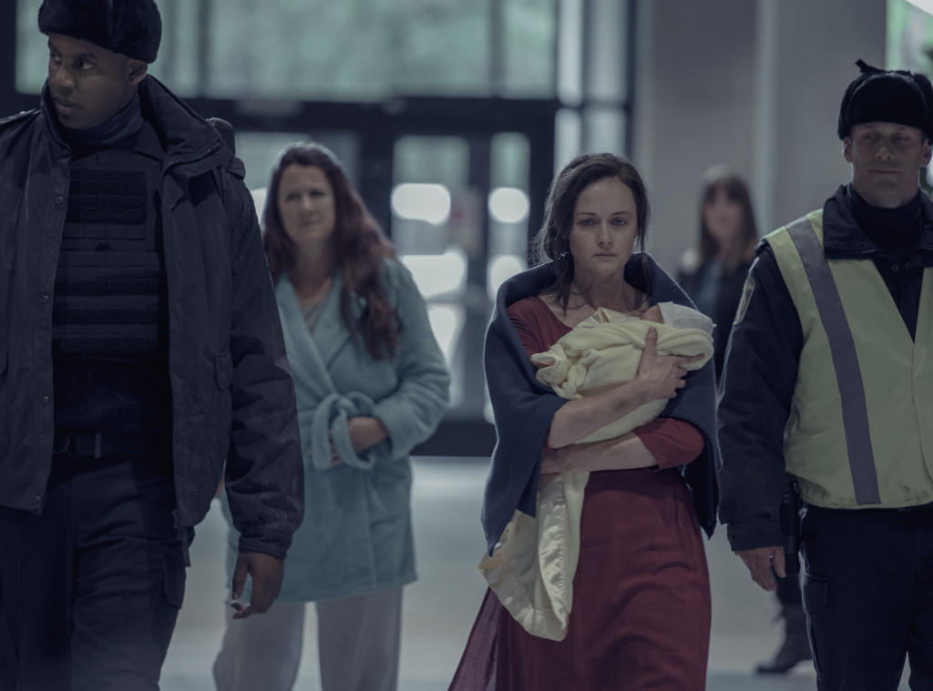 She's Free: Alexis Bledel on Her Handmaid's Tale Journey Towards Healing