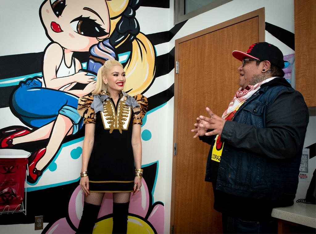 E-Comm: Gwen Stefani
