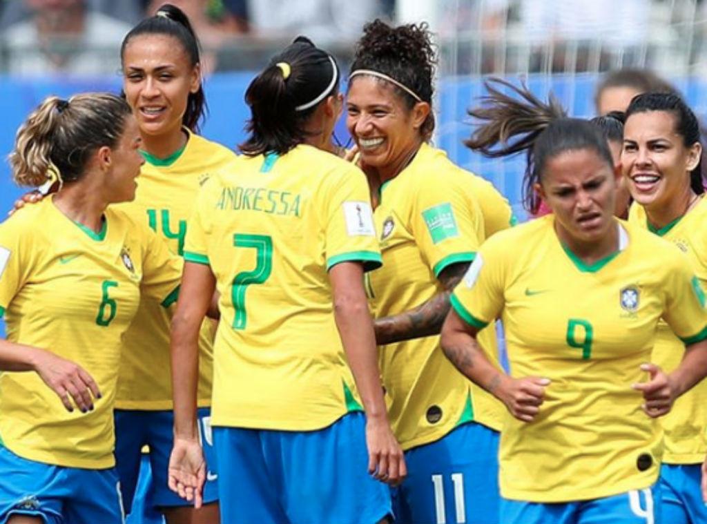 Seleção Brasileira Feminina