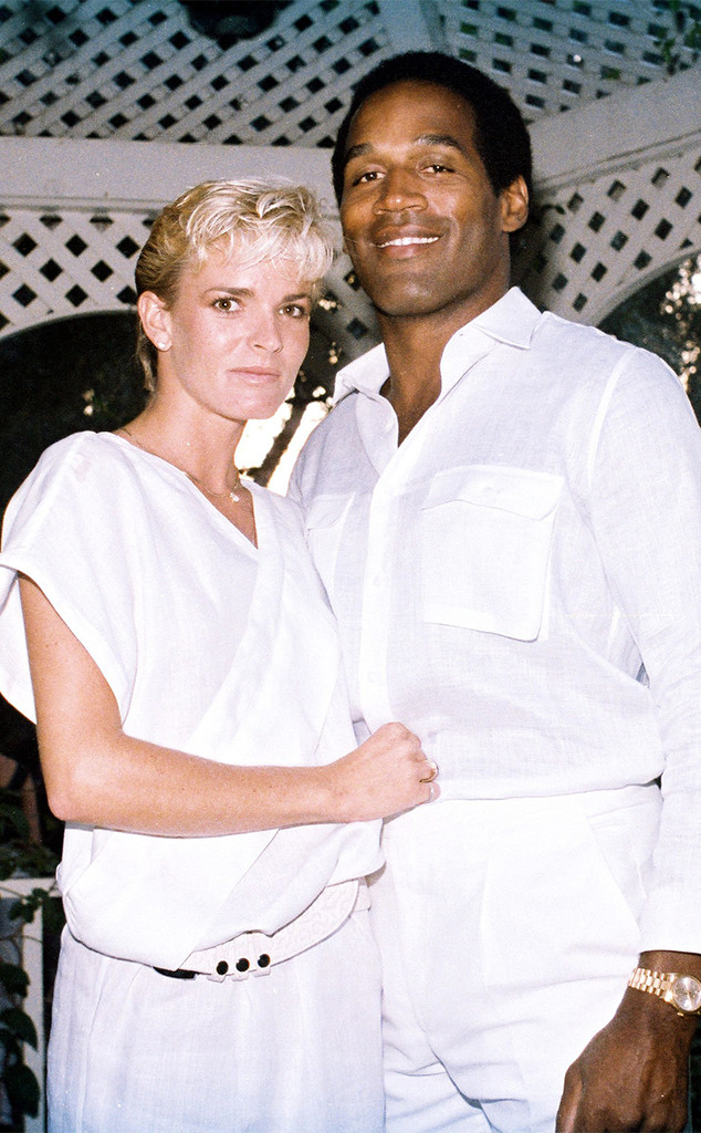 OJ Simpson, Nicole Brown Simpson, 1984 Olympics Party