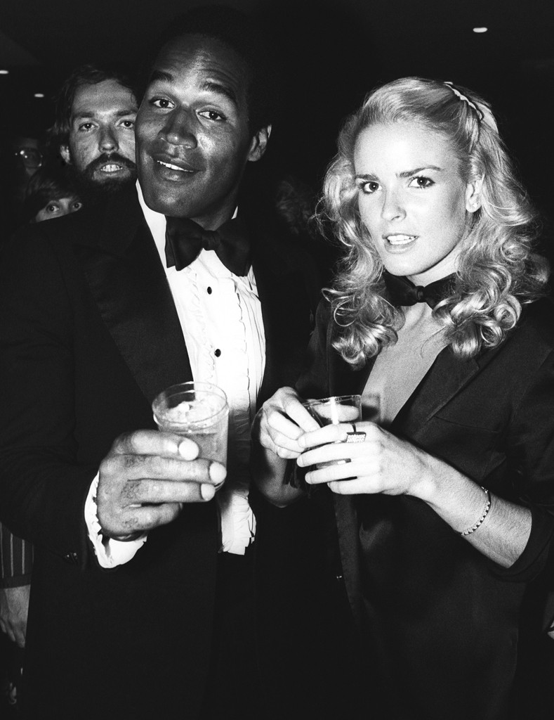 O.J. SImpson, Nicole Brown Simpson, The Daisy Nightclub, 1977
