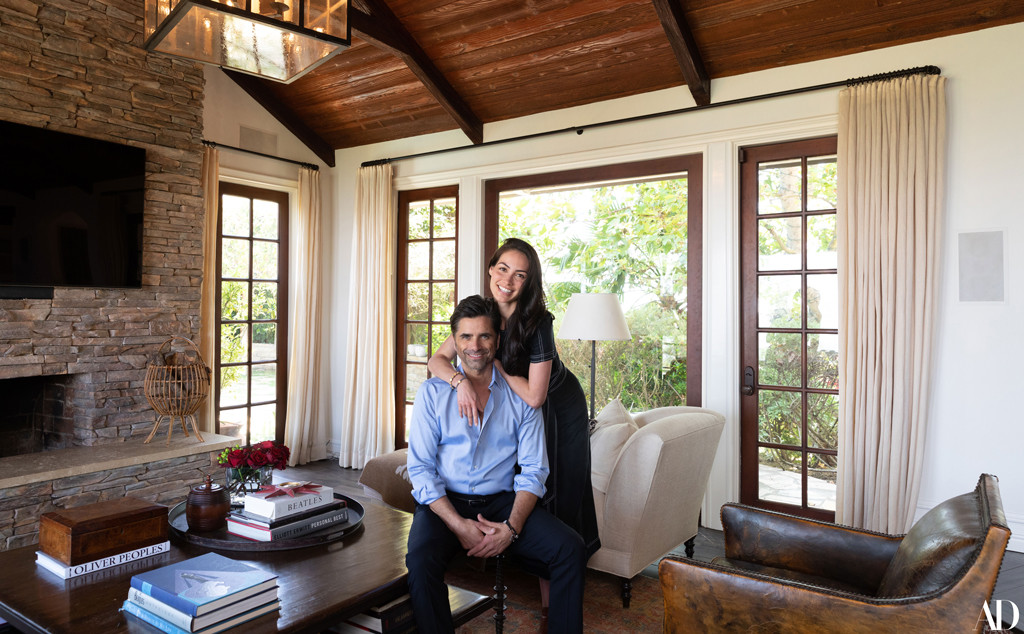 John Stamos, Caitlin McHugh, Real Estate