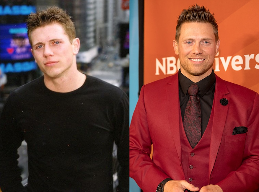 Real World, Then and Now, Mike Mizanin