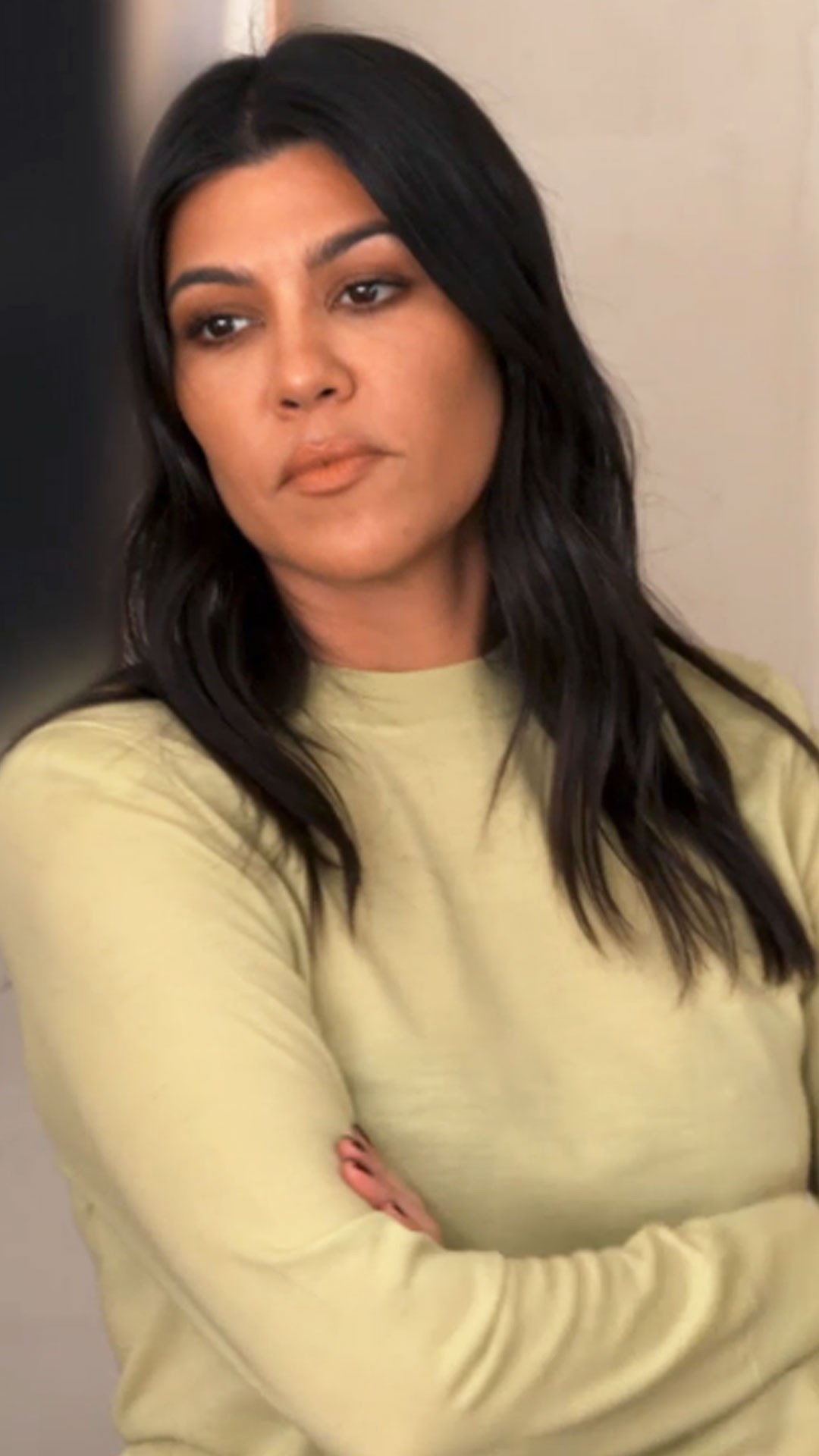 Kourtney Kardashian, KUWTK 1610