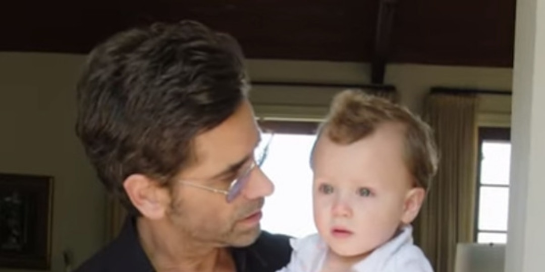 """Why John Stamos Feels He """"Could Have Never Been a Father"""" Before Getting Sober - E! Online.jpg"""