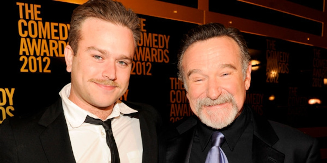 """Robin Williams' Son Zak Says His """"Incredible Spirit Lives"""" On in 70th Birthday Tribute - E! Online.jpg"""