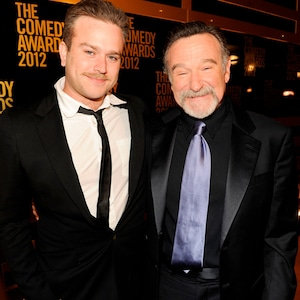 Zachary Pym Williams, Robin Williams