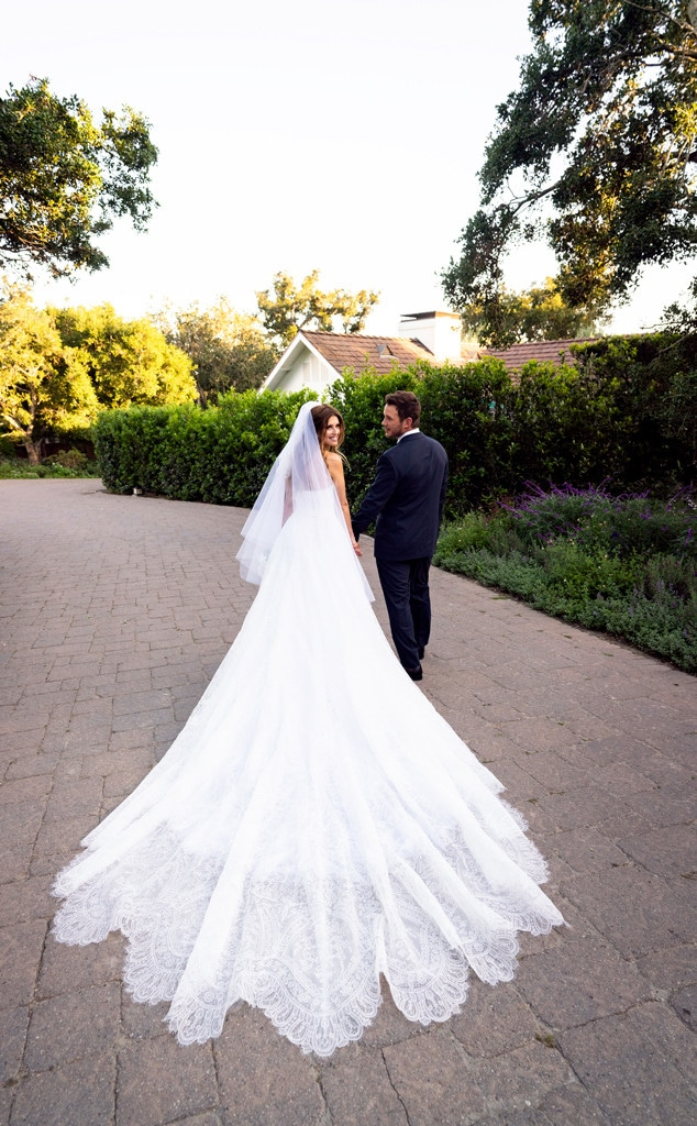 Chris Pratt, Katherine Schwarzenegger, Weddings