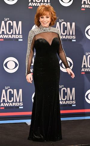 Reba McEntire, 2019 ACM Awards