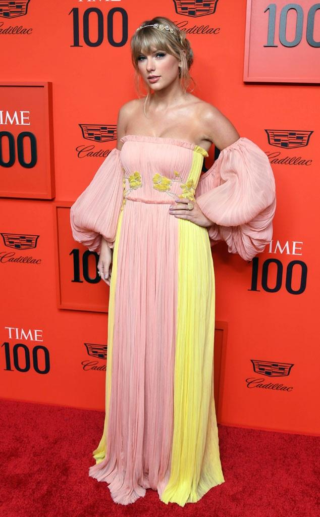 Taylor Swift, 2019 Time 100 Gala
