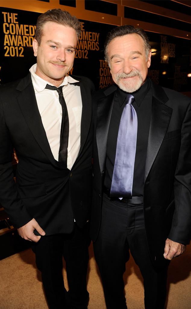 Zachary Pym Williams, Robin Williams