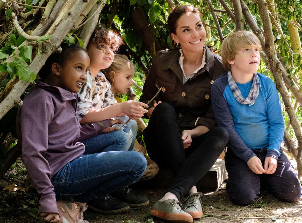 Kate Middleton Makes a Surprise Appearance on Beloved Kids ...
