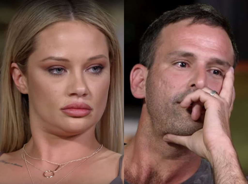 Married at First Sight, Mick, Jessika
