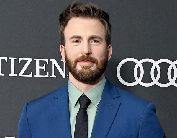 You Have To See Chris Evans Sexy Birthday Gift To Fans E News
