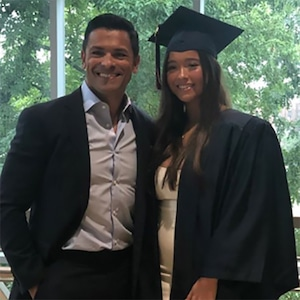 Lola Consuelos, Mark Consuelos, Kelly Ripa, Daughter, High School Graduation