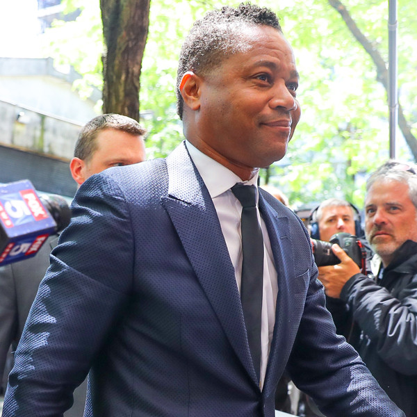 Cuba Gooding Jr. Pleads Not Guilty to Sexual Misconduct Allegations