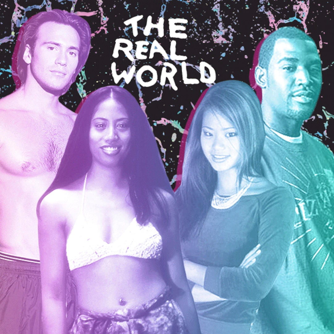 Where Are Your Fave Real World Roommates Now E Online Uk