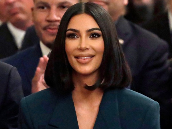 Kim Kardashian Shares First Look at Her New Shapewear Line Kimono—and Chrissy Teigen Is Excited